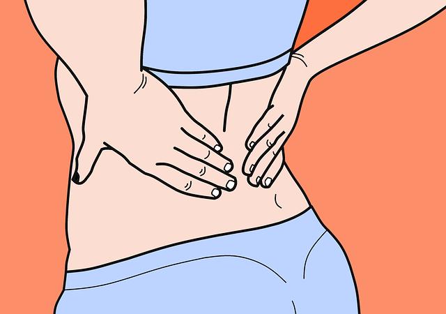 Mal de dos et lombalgie