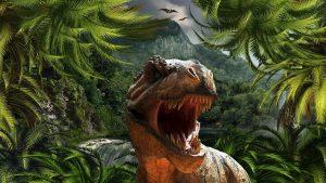 statuette dinosaure pour la pédagogie dans de nombreuses écoles
